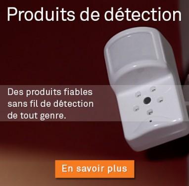 Produits de détection