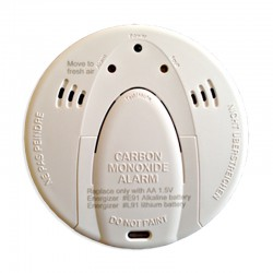 IQ CO - Carbon monoxide detector