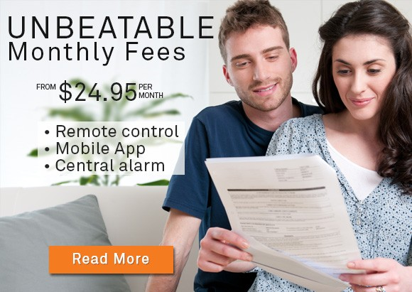 Unbeatable monthly fees